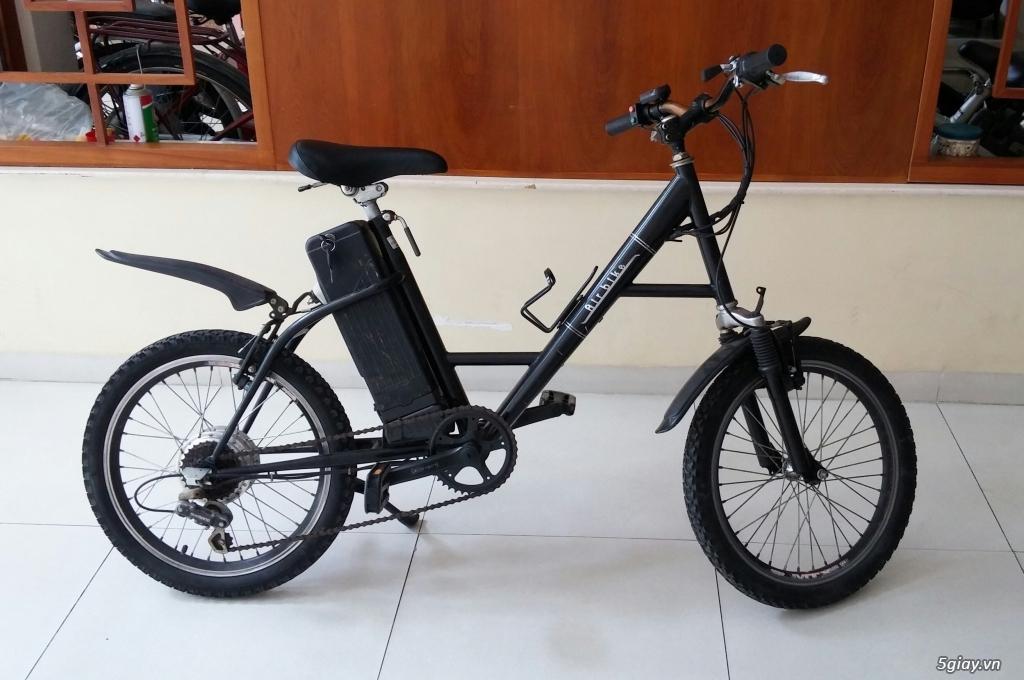 Xe đạp điện japan đủ loại mùa tựu trường. - 2
