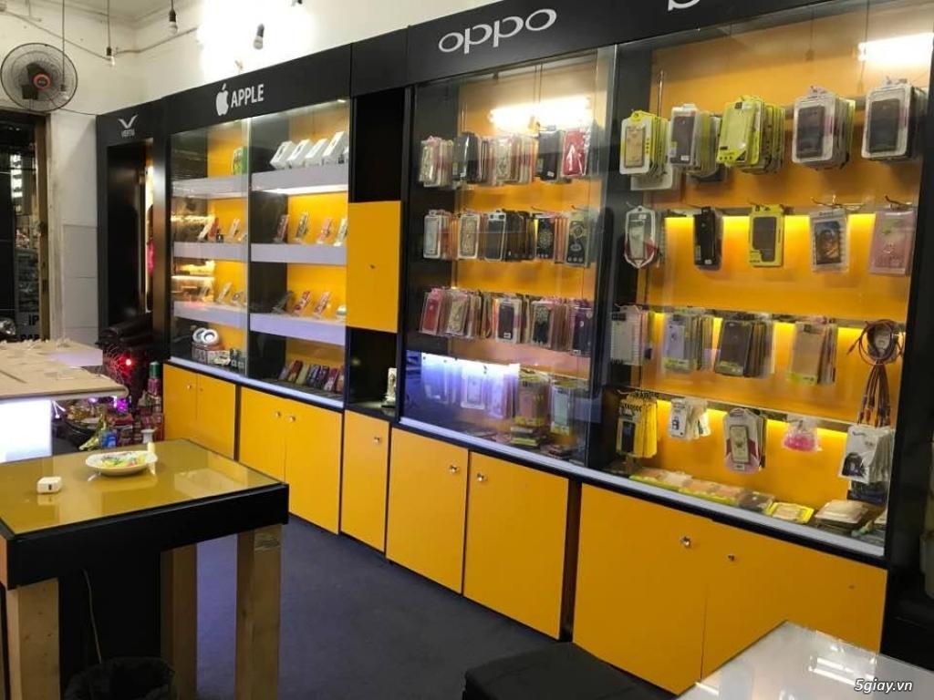 Thanh lý tủ trưng bày điện thoại, trang sức, đồng hồ,mỹ phẩm,nước hoa - 8