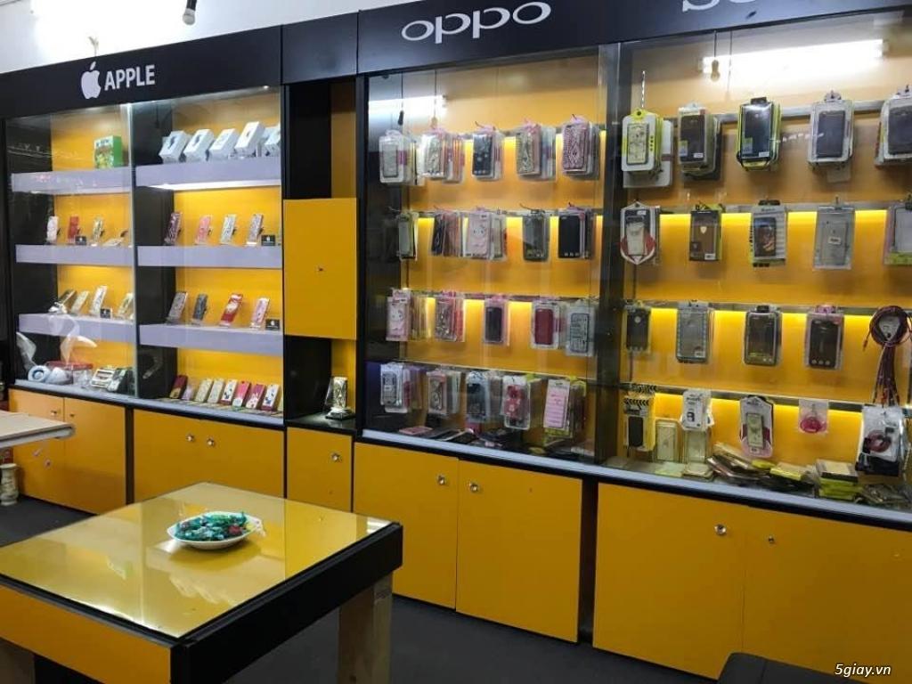 Thanh lý tủ trưng bày điện thoại, trang sức, đồng hồ,mỹ phẩm,nước hoa - 9