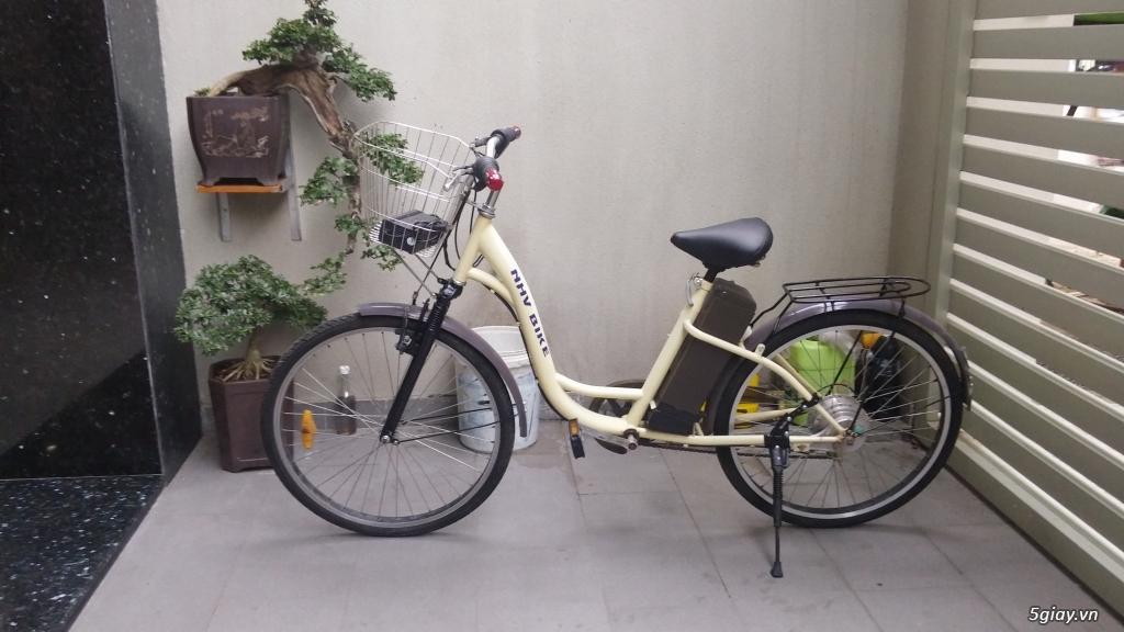 Xe đạp điện japan đủ loại mùa tựu trường. - 4