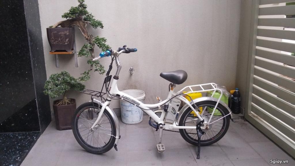 Xe đạp điện japan đủ loại mùa tựu trường. - 5