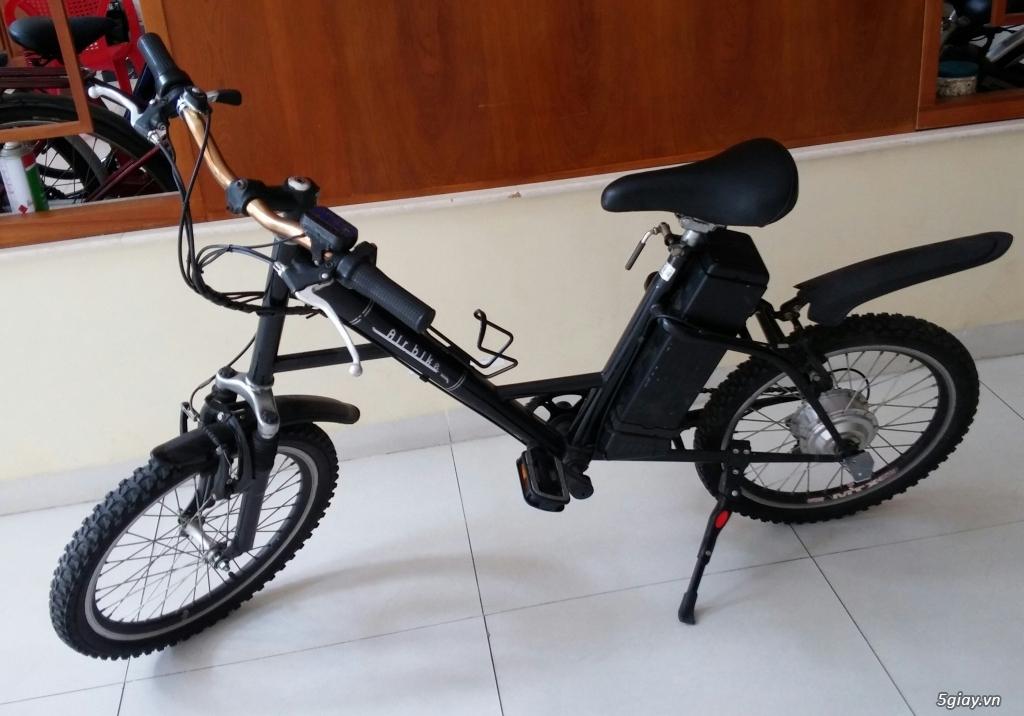 Xe đạp điện japan đủ loại mùa tựu trường. - 3