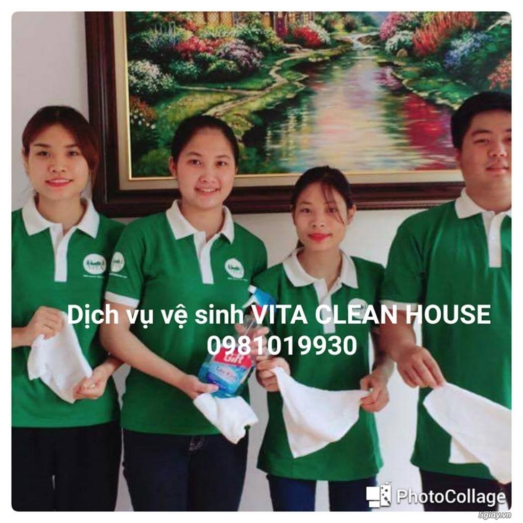 Dịch vụ dọn nhà VITA CLEAN HOUSE - 1