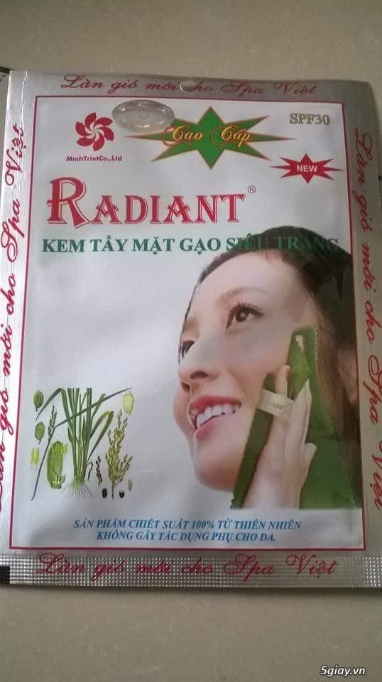 (Chuyên Sỉ) Kem Radiant Ngọc Trai Siêu Trắng - 15