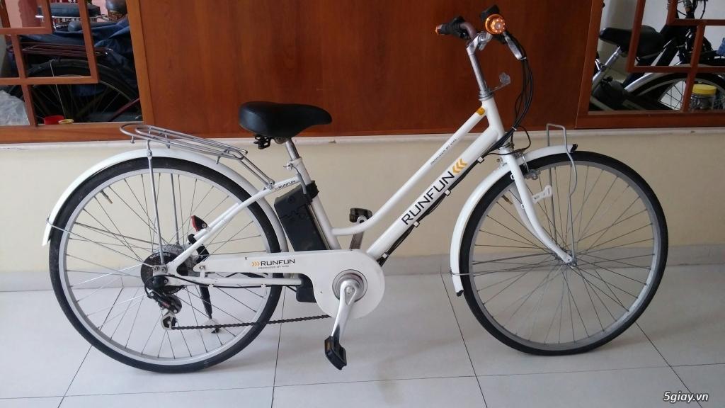 Xe đạp điện japan đủ loại mùa tựu trường. - 6