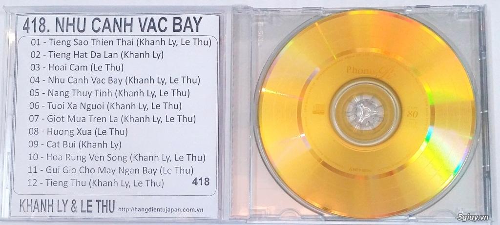 Đĩa Nhạc CD Phono Mitsubishi Chất Lượng Cao - 5
