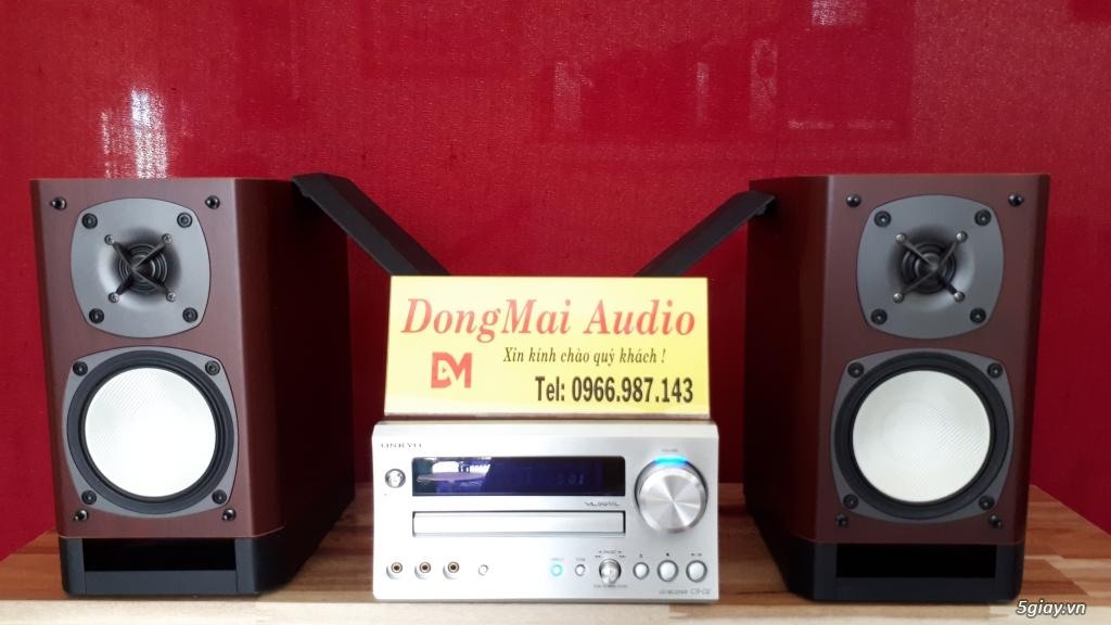 HCM -ĐồngMai Audio Chuyên dàn âm thanh nội địa Nhật hàng bãi - 7