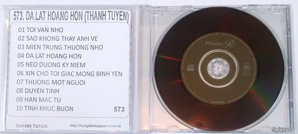 Đĩa Nhạc CD Phono Mitsubishi Chất Lượng Cao - 29