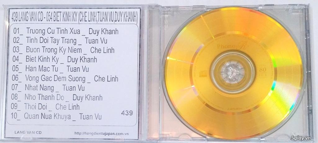Đĩa Nhạc CD Phono Mitsubishi Chất Lượng Cao - 24