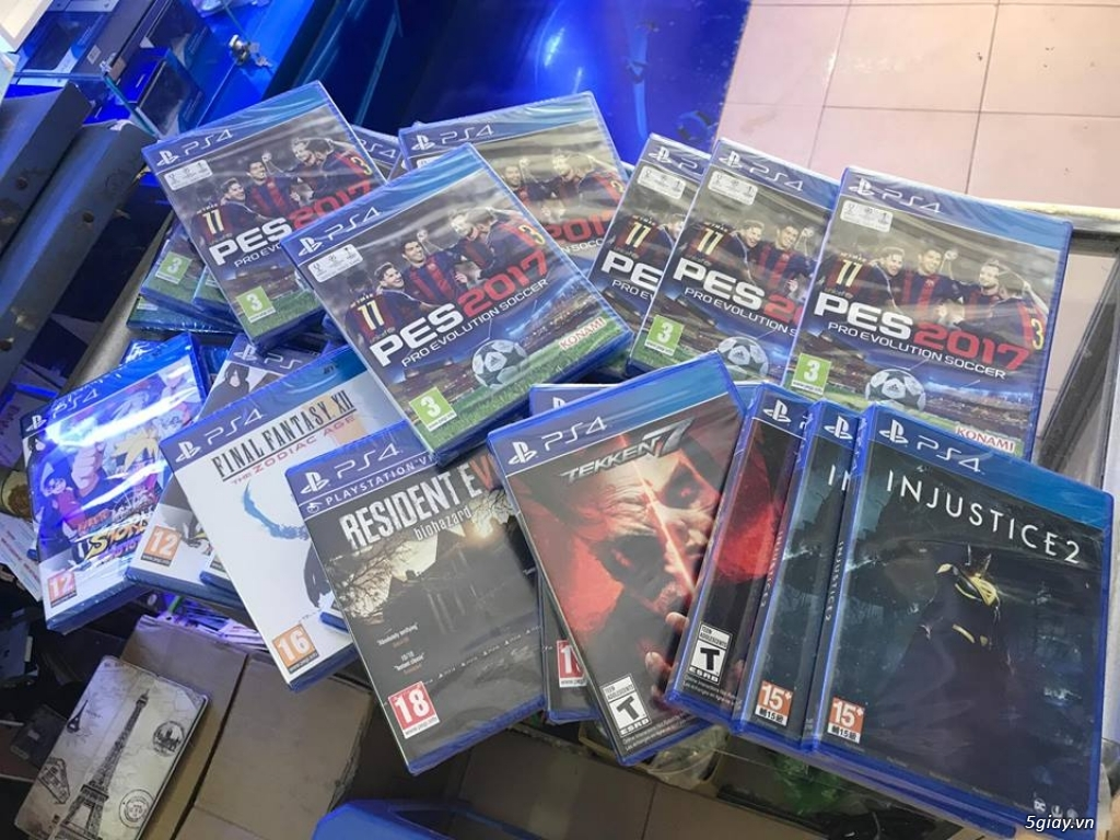 Hotgame shop- Chuyên các loại máy chơi game playstation và phụ kiện - 12