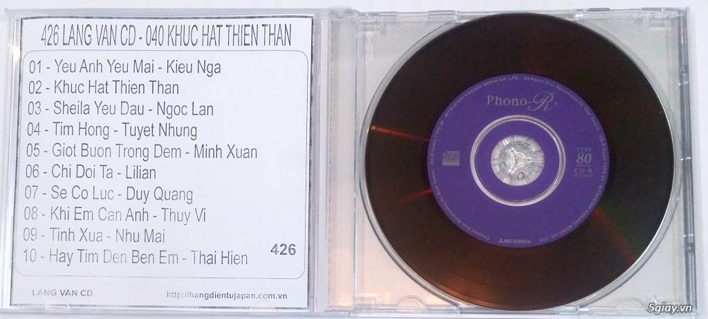 Đĩa Nhạc CD Phono Mitsubishi Chất Lượng Cao - 12