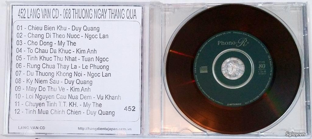 Đĩa Nhạc CD Phono Mitsubishi Chất Lượng Cao - 43