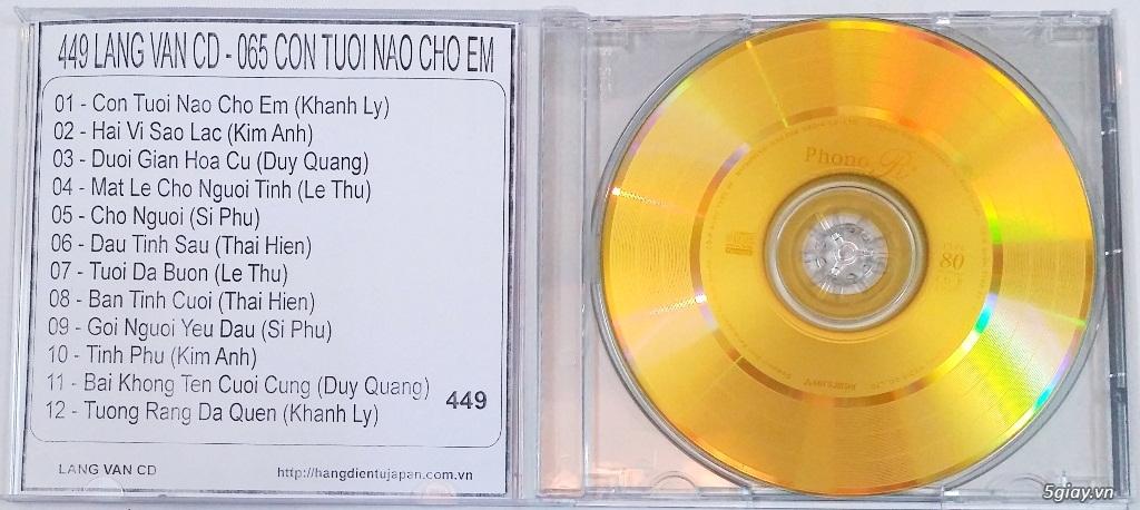 Đĩa Nhạc CD Phono Mitsubishi Chất Lượng Cao - 40