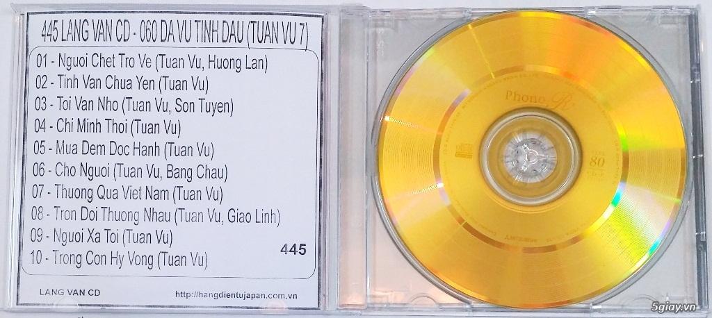 Đĩa Nhạc CD Phono Mitsubishi Chất Lượng Cao - 34