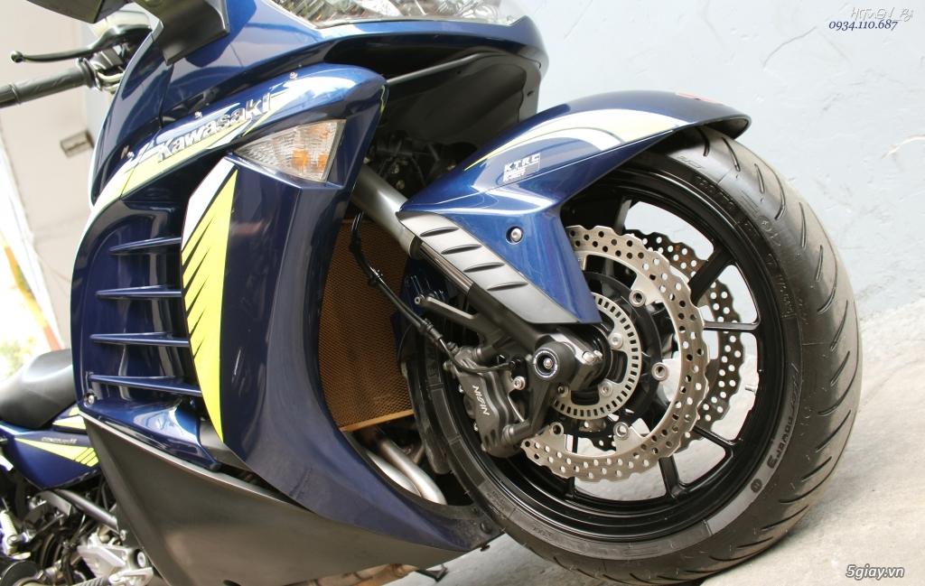 ___ Can Ban ___KAWASAKI Concours 1400cc ABS 2014___ - 5
