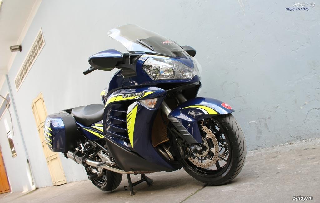 ___ Can Ban ___KAWASAKI Concours 1400cc ABS 2014___