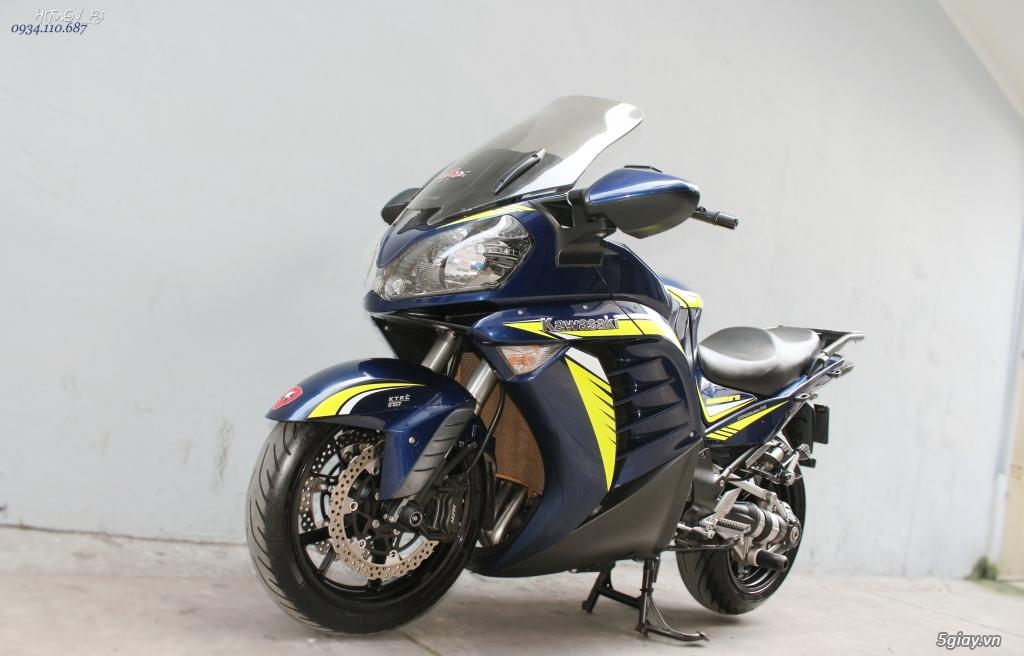___ Can Ban ___KAWASAKI Concours 1400cc ABS 2014___ - 2
