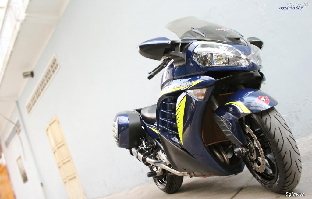 ___ Can Ban ___KAWASAKI Concours 1400cc ABS 2014___ - 6