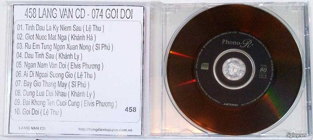 Đĩa Nhạc CD Phono Mitsubishi Chất Lượng Cao - 49