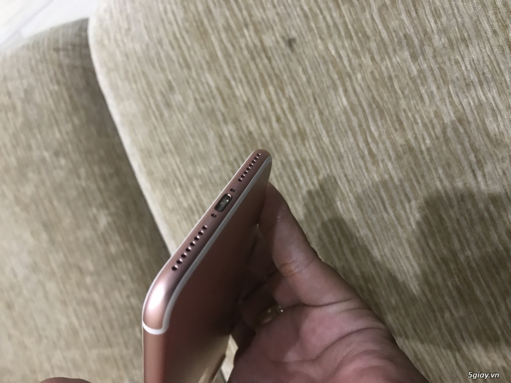 Iphone 7Plus 32G Hồng máy đẹp như mới