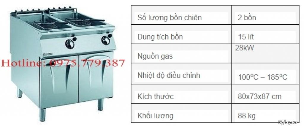 Bếp công nghiệp, Lò nướng, Tủ đông và các thiết bị khác cho nhà hàng resort - 1