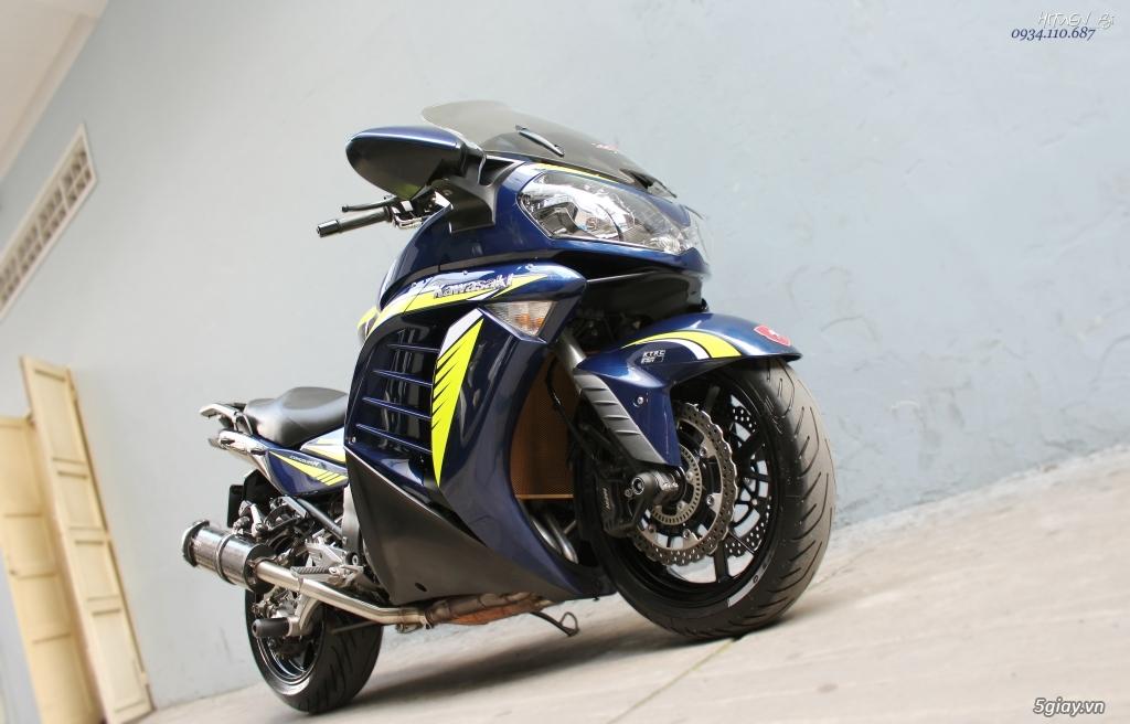 ___ Can Ban ___KAWASAKI Concours 1400cc ABS 2014___ - 3