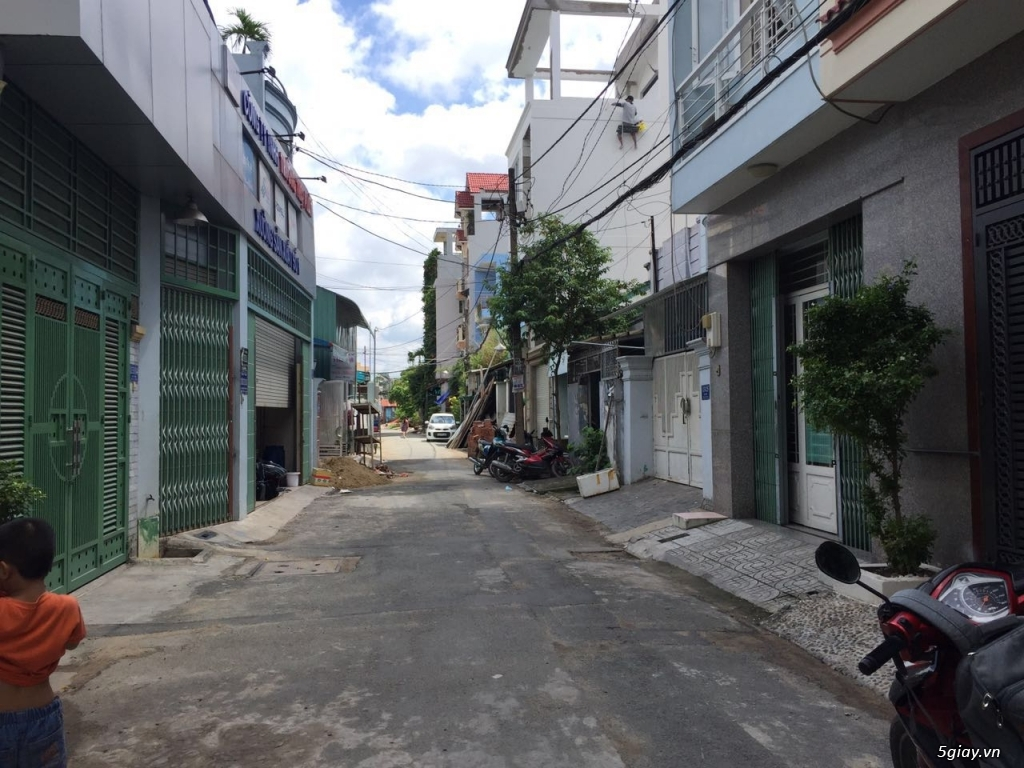 [Tân Phú]_Hẻm 5 mét Gò Dầu_4.3x13_1T+2L - 1