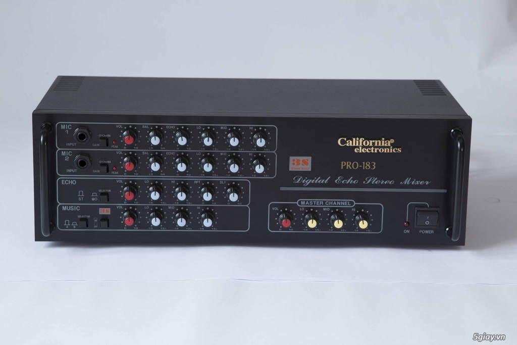 Thanh lý Amply Jarguar PA-506N và mixer California Pro 183 chính hãng. - 4