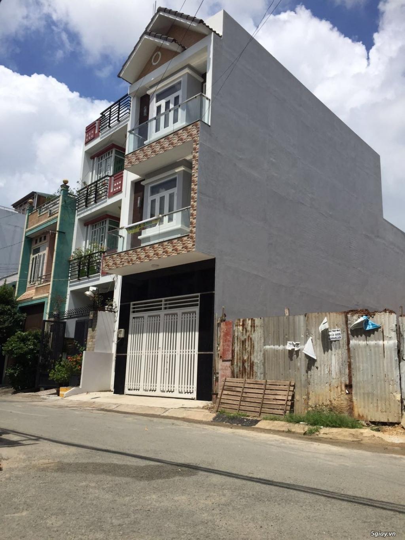 [Tân Phú]_Hẻm 8 mét Gò Dầu_4.25x18_1T+2L+ST