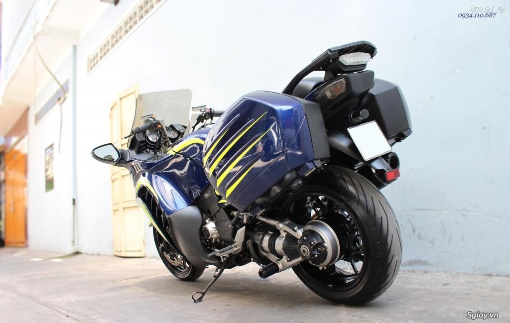 ___ Can Ban ___KAWASAKI Concours 1400cc ABS 2014___ - 4