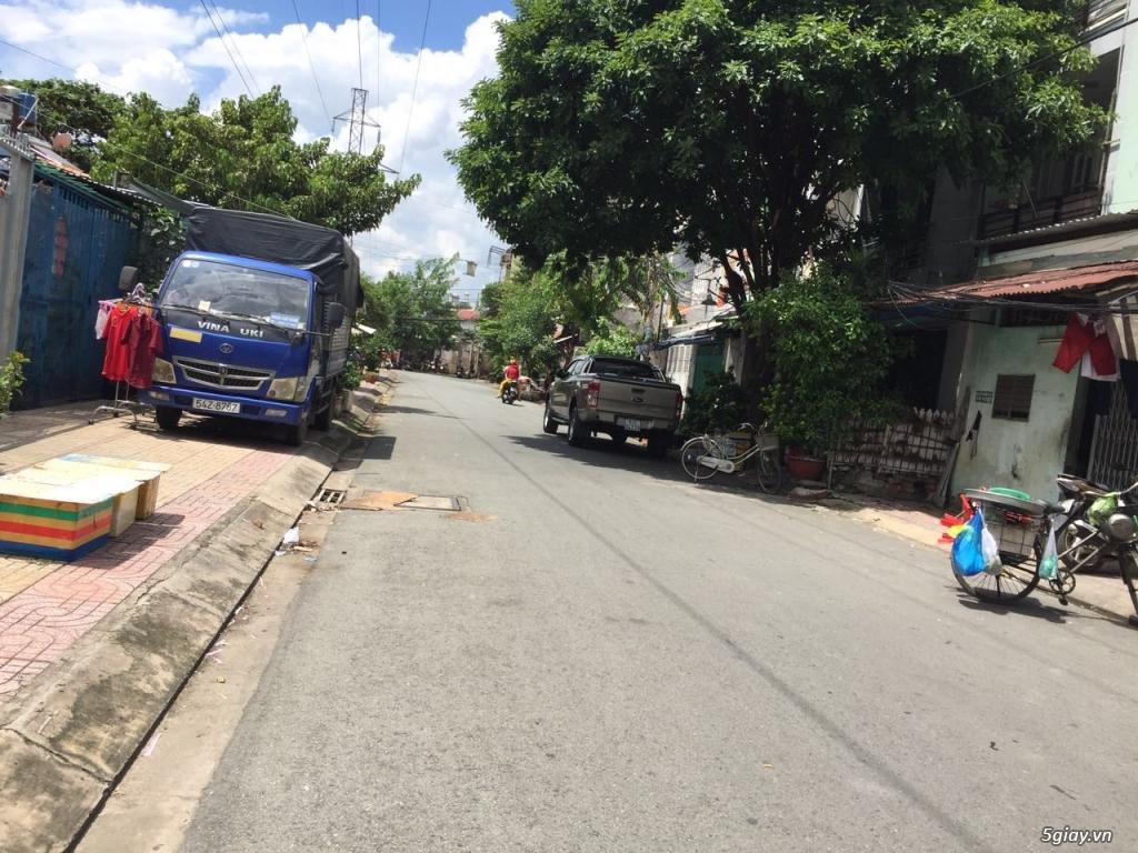 [Tân Phú]_Hẻm 12 mét Phan Đình Phùng_4x18m_1T+2L+ST - 1