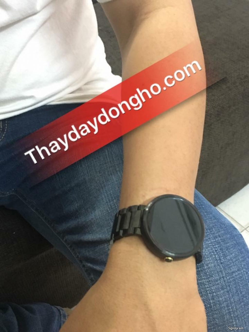 Thay dây đồng hồ Gear s2 - s3, LG watch, moto 360, Apple , fitbit.... - 20