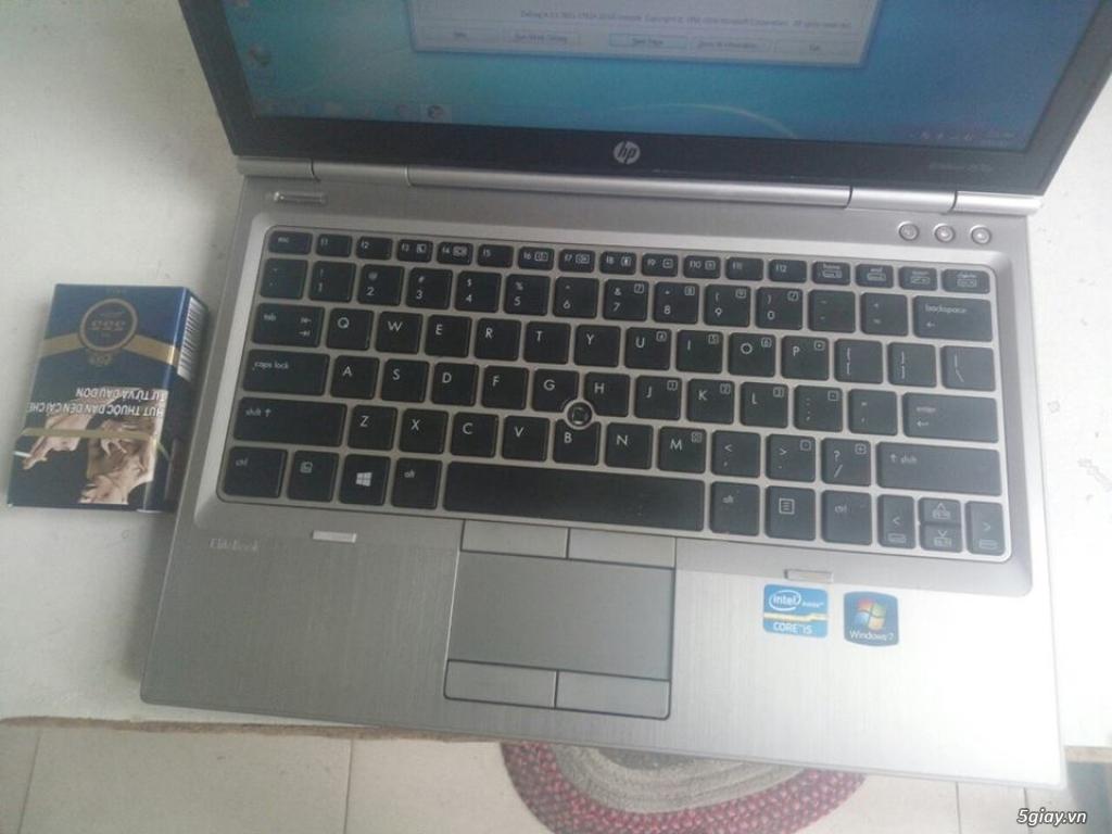 HP EliteBook 2570p i5 3320-ram 4G-ổ cung SSD128