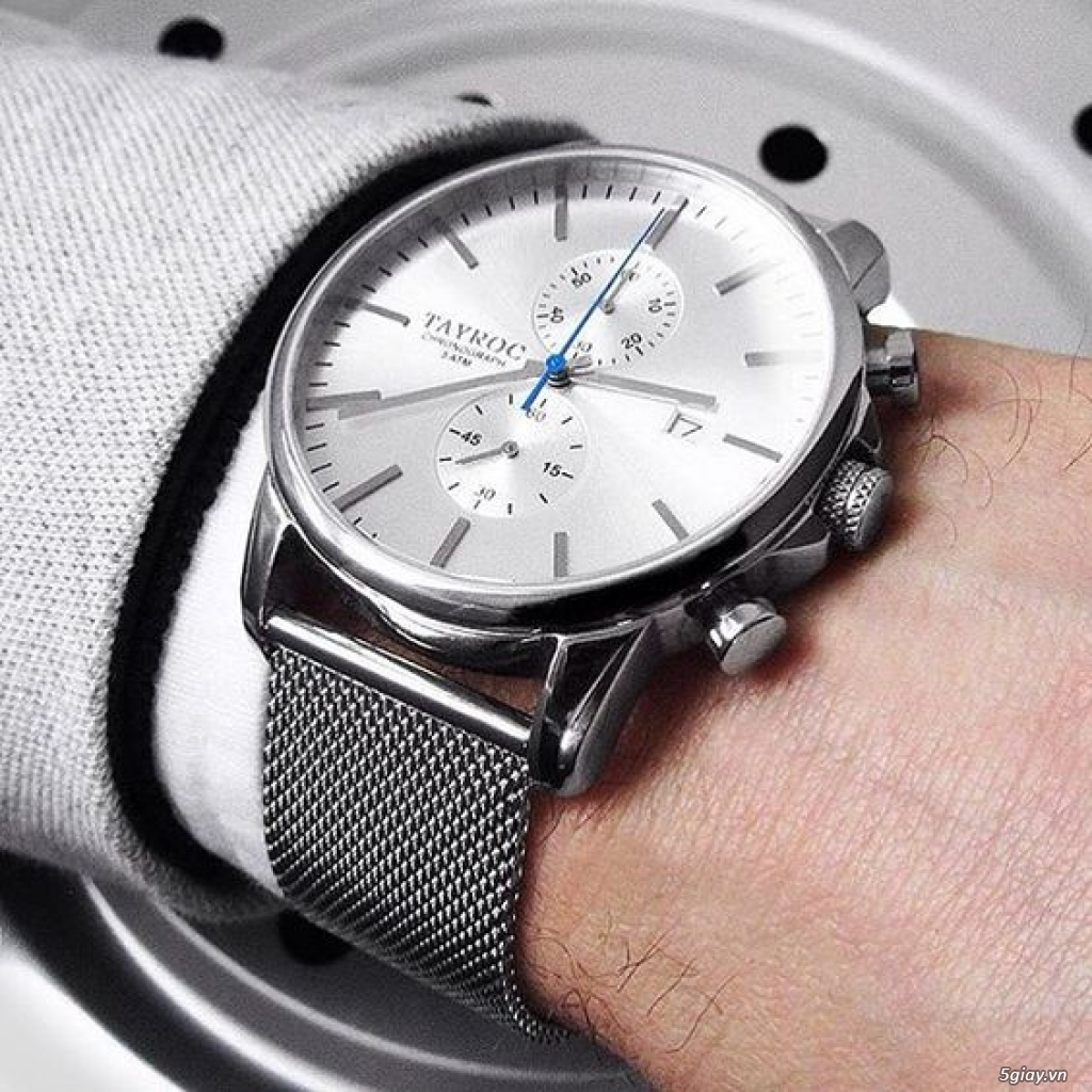 Thay dây đồng hồ Gear s2 - s3, LG watch, moto 360, Apple , fitbit.... - 14