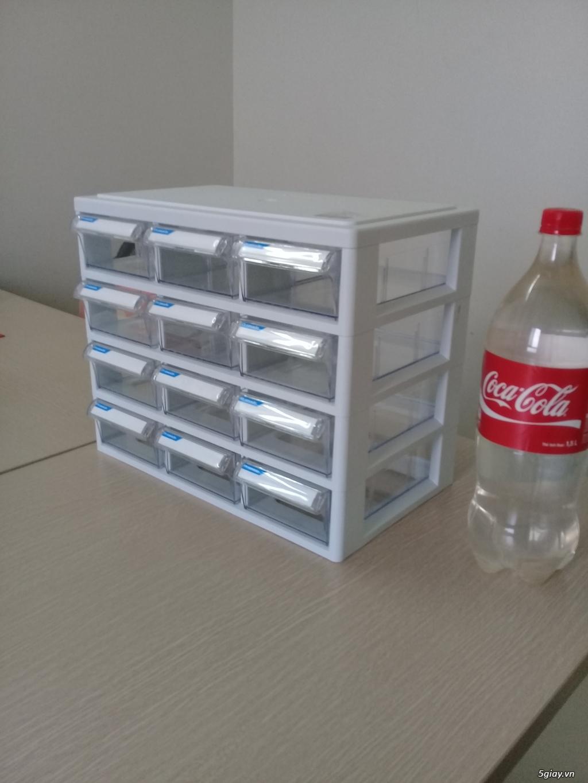 www.123nhanh.com: Tủ đựng linh kiện 12 ngăn Hàn quốc.