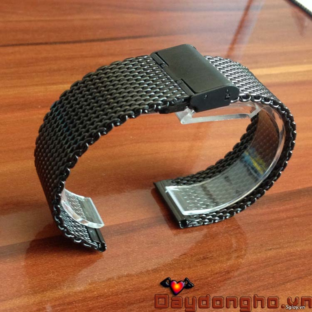 Thay dây đồng hồ Gear s2 - s3, LG watch, moto 360, Apple , fitbit.... - 32