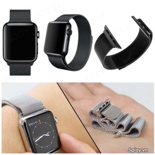 Thay dây đồng hồ Gear s2 - s3, LG watch, moto 360, Apple , fitbit.... - 46