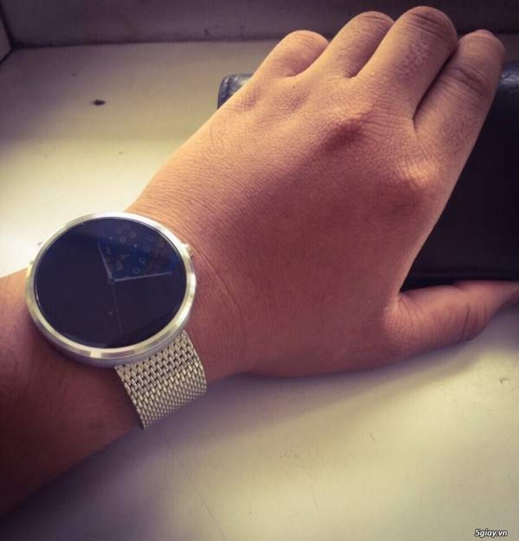 Thay dây đồng hồ Gear s2 - s3, LG watch, moto 360, Apple , fitbit.... - 29