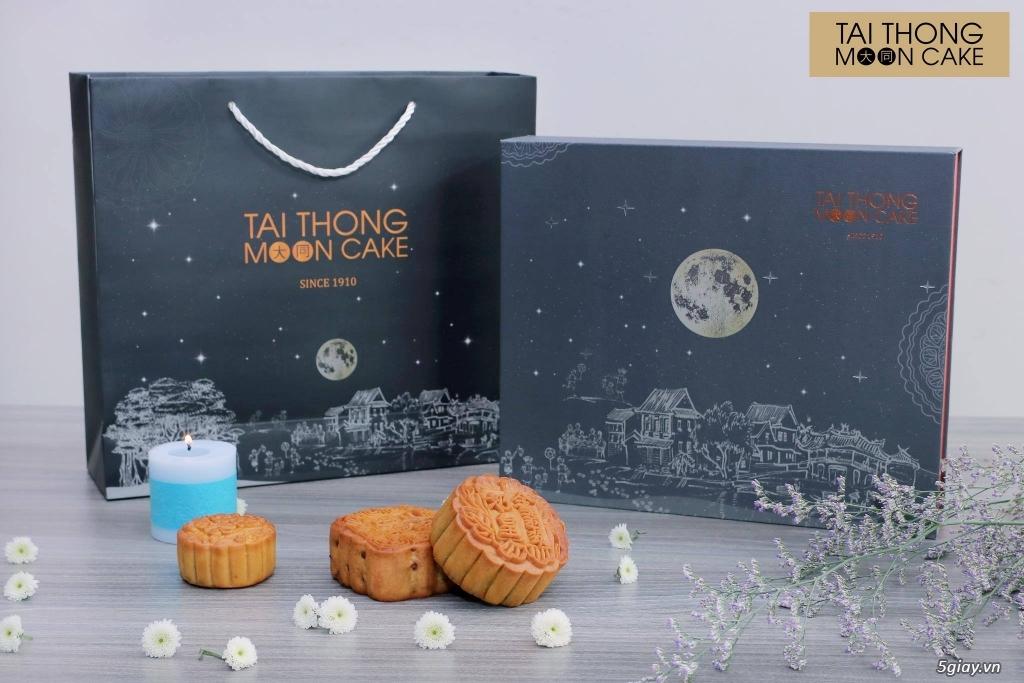 Bánh trung thu TAITHONG nhập trực tiếp từ Malaysia, bề dày hơn 100 năm - 4