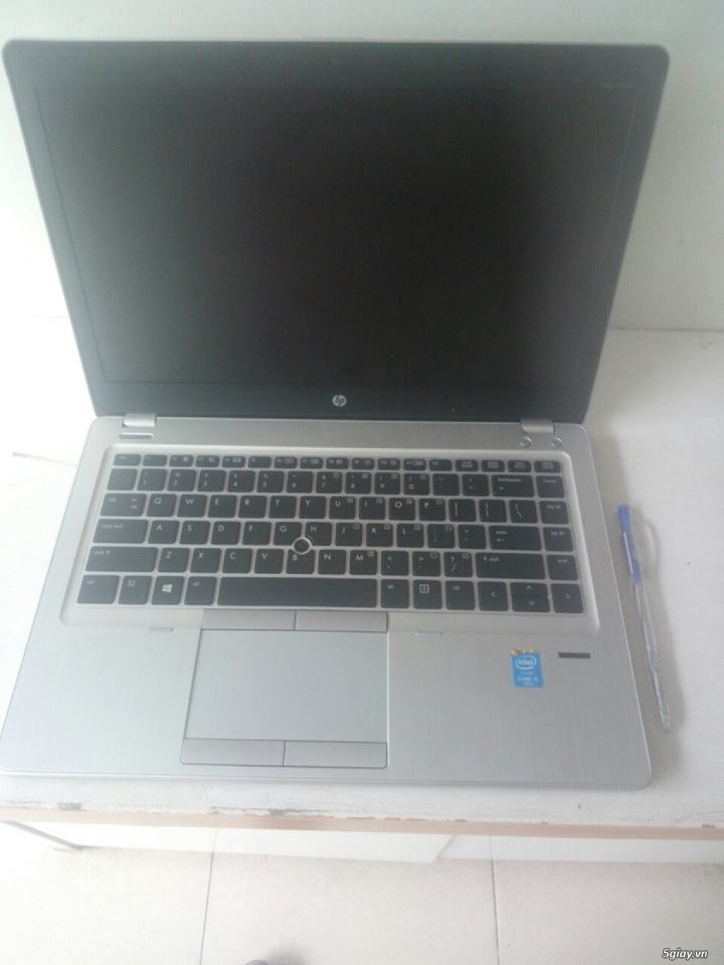 HP Folio 9480m Core i5 4310U ram8GB SSD 256 mh HD+ - 2