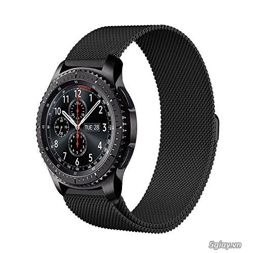 Thay dây đồng hồ Gear s2 - s3, LG watch, moto 360, Apple , fitbit.... - 37