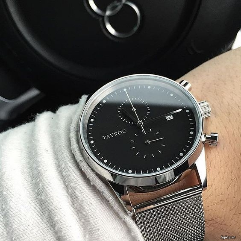 Thay dây đồng hồ Gear s2 - s3, LG watch, moto 360, Apple , fitbit.... - 13