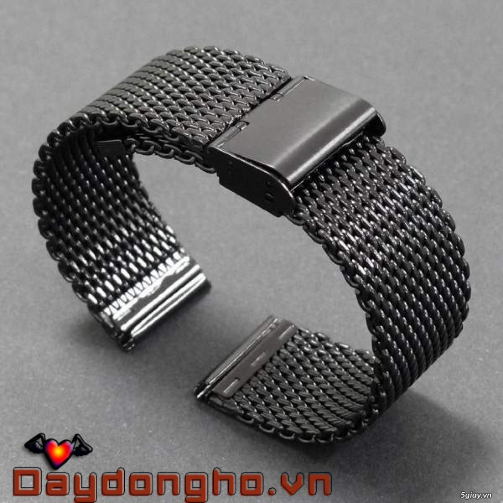 Thay dây đồng hồ Gear s2 - s3, LG watch, moto 360, Apple , fitbit.... - 11