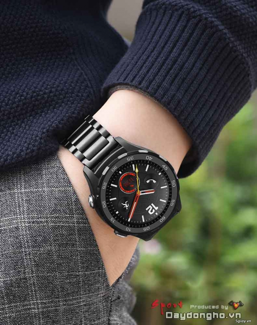 Thay dây đồng hồ Gear s2 - s3, LG watch, moto 360, Apple , fitbit.... - 44