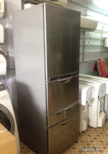 tủ lạnh Hitachi 5 cánh -dung tích 415lit Inverter nội địa Nhật - 2