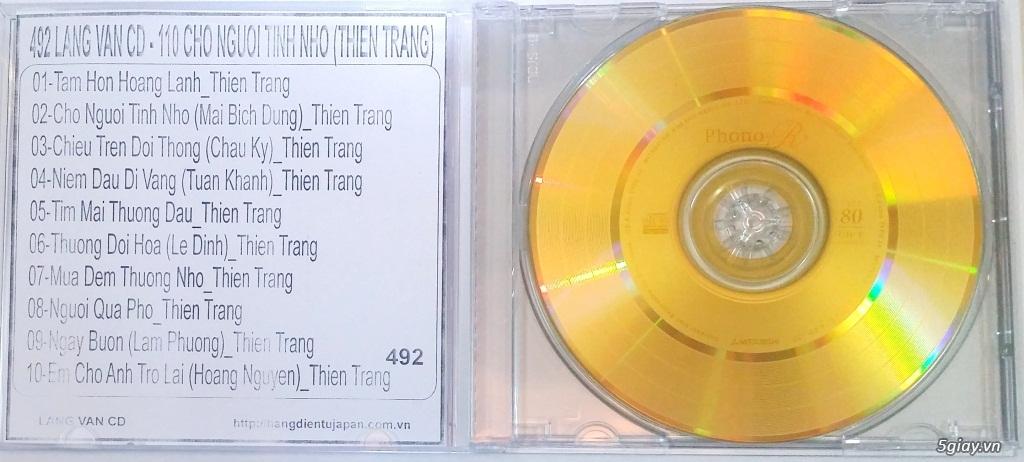 Đĩa Nhạc CD Phono Mitsubishi Chất Lượng Cao - 30