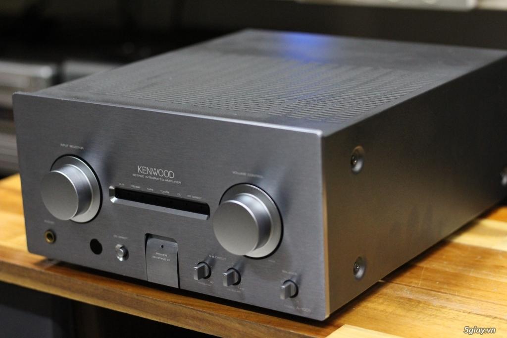 Đầu máy nghe nhạc MINI Nhật đủ các hiệu: Denon, Onkyo, Pioneer, Sony, Sansui, Kenwood - 18