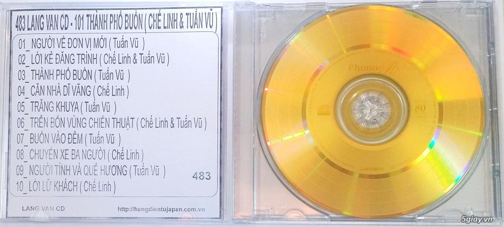 Đĩa Nhạc CD Phono Mitsubishi Chất Lượng Cao - 22