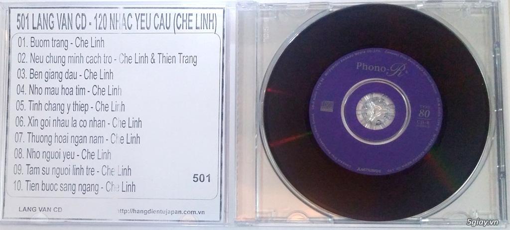 Đĩa Nhạc CD Phono Mitsubishi Chất Lượng Cao - 38
