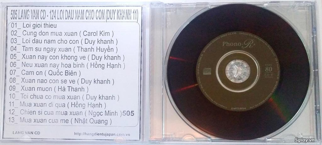 Đĩa Nhạc CD Phono Mitsubishi Chất Lượng Cao - 42